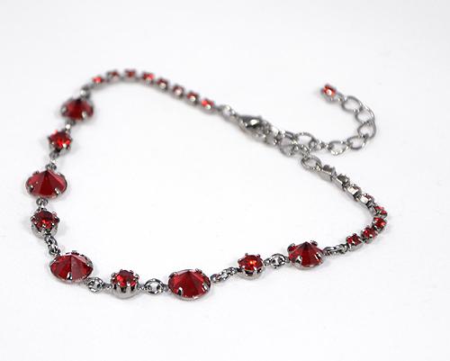Dáma karlánc - rubin - 3300 Ft