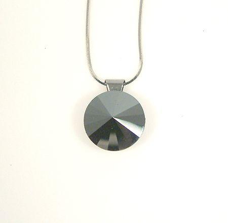 Meteorit medál (Swarovski kristály) - 2000 Ft