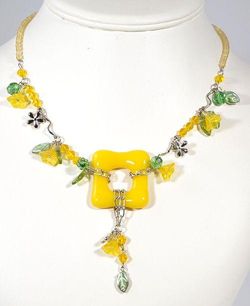 Summer blossom nyaklánc - 3500 Ft
