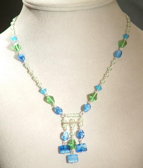Amulett nyaklánc