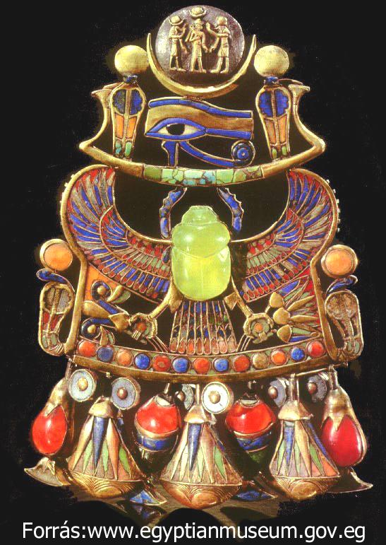 Egyiptomi melldísz