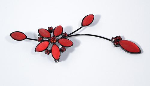 Virág bross