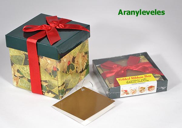 Karácsonyi ajándékdoboz