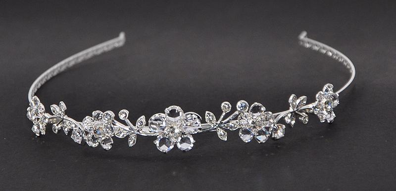 Kisvirág tiara