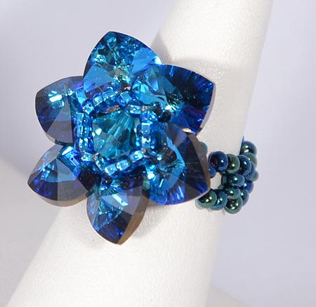 Csillagvirág, bermuda blue - 5000 Ft