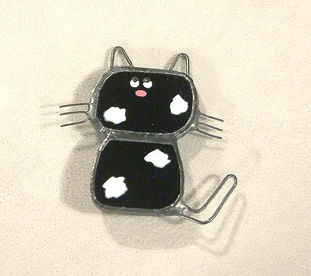 Foltos macska