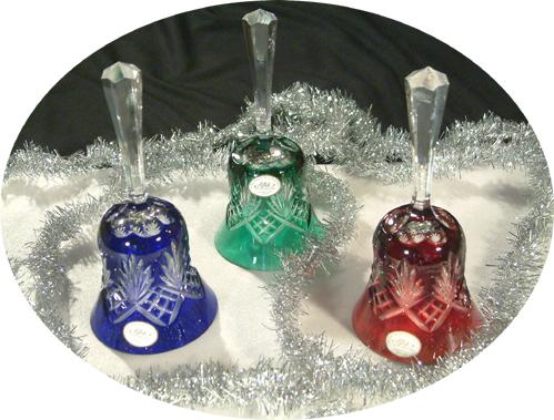 Csengettyű - Ajka kristály
