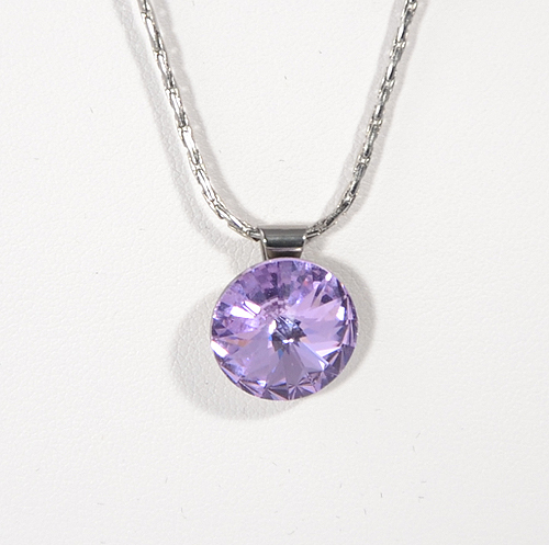 Meteorit medál - Swarovski kristály