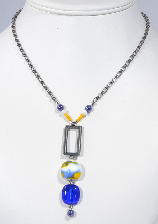 Blue Hawai nyakkánc - 2000 Ft