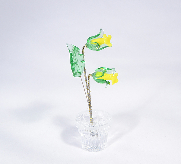 kankalin - kicsi üvegvirág